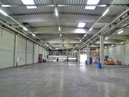 PROVISIONSFREI ++ Multifunktionales Logistikzentrum an der A59