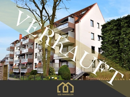 Verkauft: Osterfeuerberg / Großzügige 3-Zimmer-Wohnung mit Potenzial in ruhiger Seitenstraße