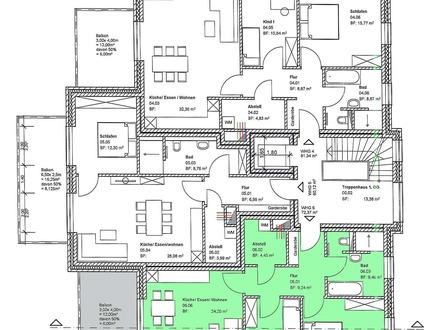 Wohlfühlen bekommt ein Zuhause! Hochwertige ETW im Kfw 40-Standard in zentraler Wohnlage