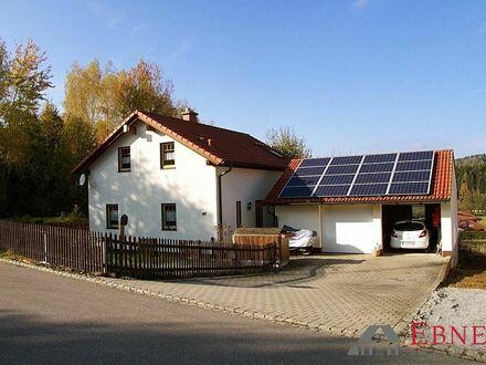 Neuwertiges Einfamilienhaus zwischen Bodenmais und Arnbruck