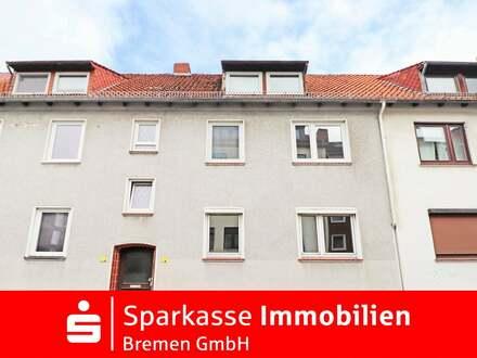 Bremen - Bahnhofsvorstadt / Dreifamilienhaus mit Potential in beliebter und zentraler Lage