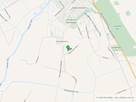 Baugrundstück in Norden-Süderneuland mit Bauverpflichtung