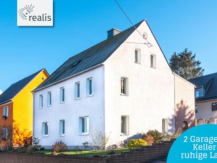 Charmantes Einfamilienhaus+Einliegerwohnung in Oelsnitz im Erzgebirge