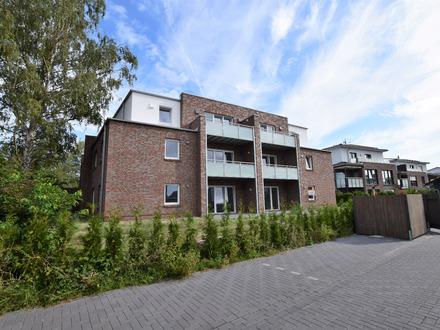 Neubau/Erstbezug: 3-Zimmer Erdgeschosswohnung mit Terrasse