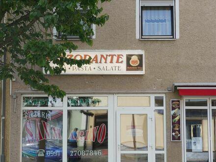 Kleines Restaurant mit Biergarten in zentraler Lage von Metten !