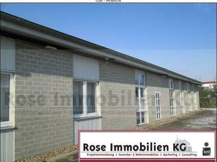 ROSE IMMOBILIEN KG: Ausstellung mit Büros - Dienstleister Willkommen - Teilflächen!