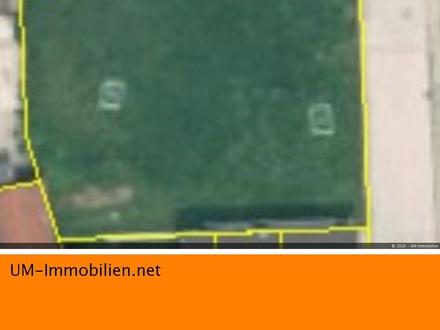 BIETERVERFAHREN: 683 m² Grundstück für EFH, DHH, MFH, erschlossen, sofort bebaubar
