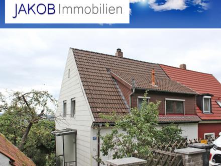 Doppelhaushälfte für eine oder zwei Familien!