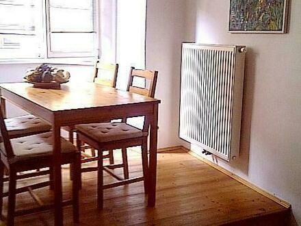 MITTEN DRIN Cityflair garantiert - Hall 2 Zimmerwohnung mit ca. 46 m² Wnfl.