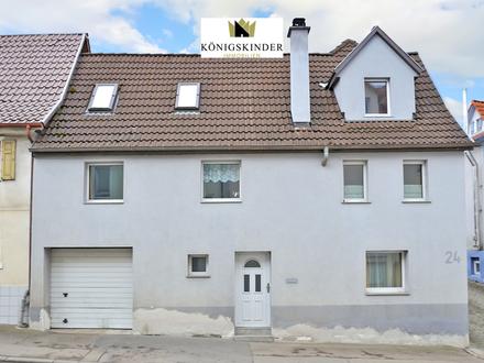 Einfamilienhaus mit Potenzial in Notzingen