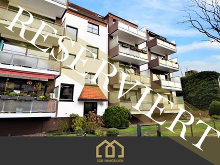 Reserviert: Anlage: Osterfeuerberg / Großzügige 3-Zimmer-Wohnung in ruhiger Seitenstraße