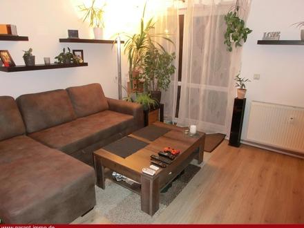 Tolle Kapitalanlage! 2 Zimmer-Terrassen-Wohnung in Leipzig- Rückmardorf