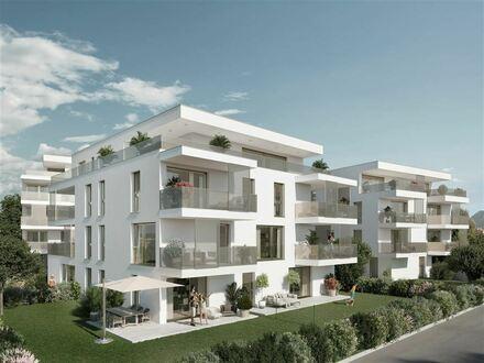 Erstbezug! 2-Zi. Penthouse-Wohnung in Salzburg-Itzling!