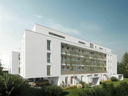 Neue 3-Zimmer Gartenwohnung in Itzling!