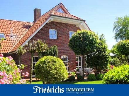 Modernes Exklusiv-Wohnhaus im Landhausstil m. ELW in ruhiger Lage in Bad Zwischenahn-Kayhausen
