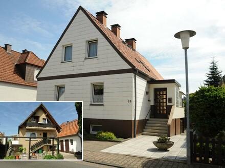 Geräumiges Einfamilienwohnhaus mit Garage in Hessisch Oldendorf