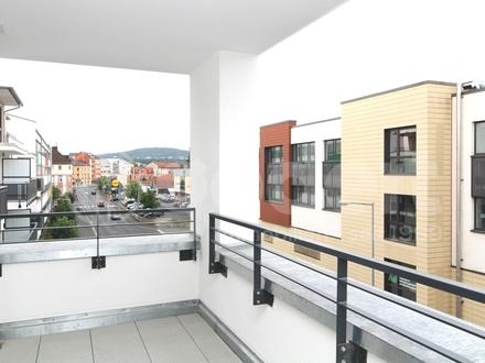 Besser gehts kaum - Erstbezug 3-Zimmer-Wohnung nähe Aschaffenburger Hauptbahnhof