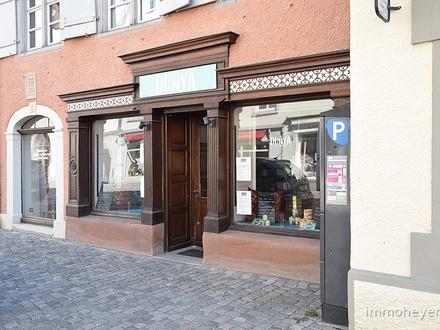 Ladenlokal, zentral gelegen in der Bindstraße