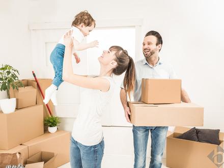 Familienglück in Maxglan: 4 Zimmer Wohnung