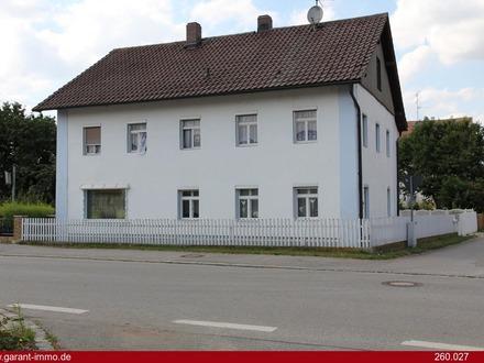 Geräumiges Wohnhaus Nähe Geiselhöring