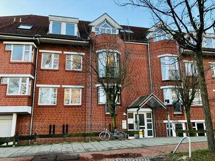 Geräumige Eigentumswohnung mit Tiefgaragenstellplatz in beliebter Wohnlage in Obervieland