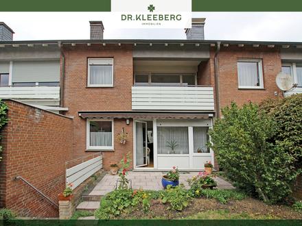 Gut aufgeteiltes Reihenmittelhaus mit kleinem Westgarten in ruhiger Wohnlage von Münster-Coerde