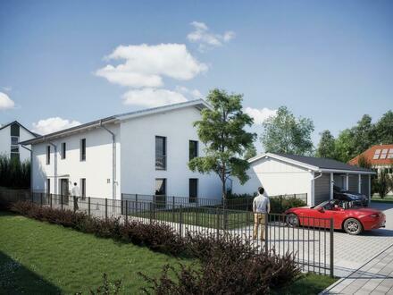 Neubau: Kleine Wohnanlage - Modern und mit Charme - 2. Bauabschnitt