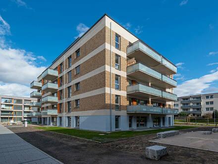 Großzügige 4-Zimmer Wohnung mit Gäste-WC im Neubau - ideal für Familien