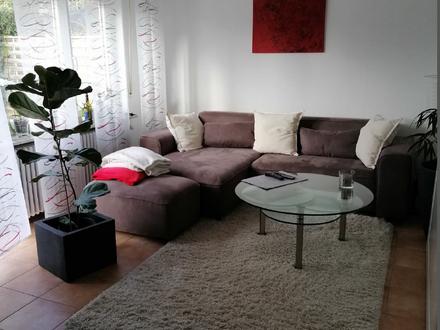 Kl. Reihenendhaus, 65 qm, 2 Zimmer, Luxusbad, Garten, Garage, Terrasse, Schwenningen, Stadtteil Grabenäcker zu vermieten