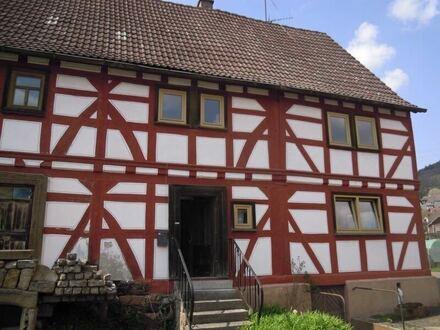Ein Haus, das Geschichte erzählen kann
