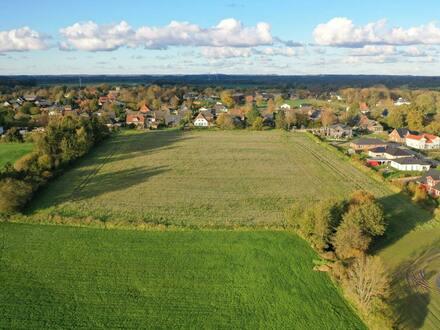 Wohn(t)räume erfüllen: Attraktives Neubaugebiet nahe der Schlei am südlichen Ortsrand!