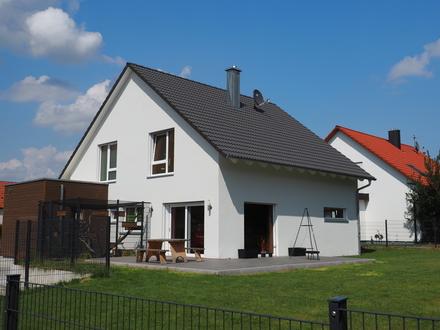 #Neuwertiges - energieeffizientes Kfw-55 Einfamilienhaus in Ettenbeuren#