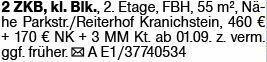 Mietwohnung in Darmstadt (64289)