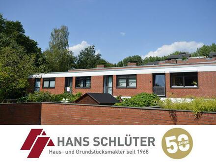 Modernes Reihenmittelhaus mit großer Terrasse in Oberneuland