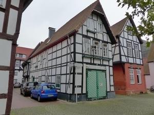 Historisches Fachwerkhaus in Mindener Altstadt