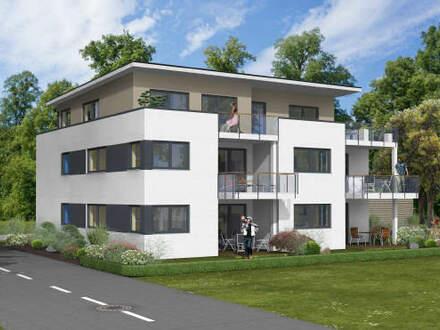 NEU!! Moderne Neubauwohnung mit großem überdachten Balkon! in toller Lage von Minden