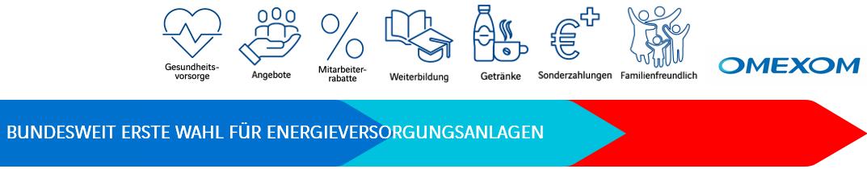 Vorteile Omexom EBEHAKO GmbH