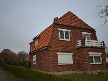 RESERVIERT! Gepflegte Erdgeschosswohnung in zentraler Lage von Osterholz-Scharmbeck