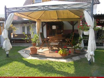 Ein Garten wie in Italien - und der Rest ist auch nicht ohne Charme!