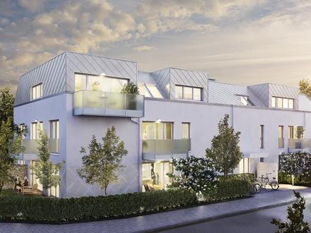 4-Zimmer-Penthouse-Wohnung