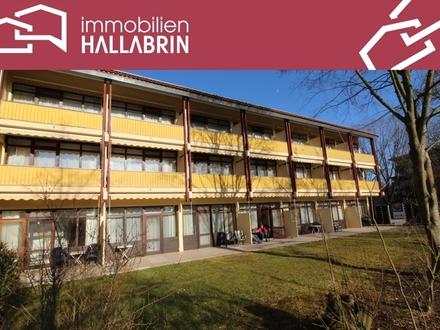 Rendite und Eigennutzung! 1-Zimmer-Hotelappartement in Bad Füssing - nähe Europa-Therme
