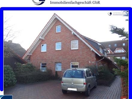 3 Zimmer-Dachgeschosswhg. mit Balkon an bevorzugter Wohnlage in Westerstede