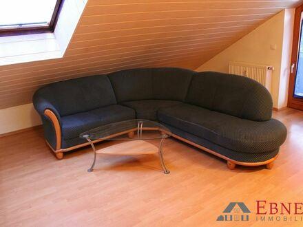 3-Zimmer Dachgeschosswohnung in Bodenmais