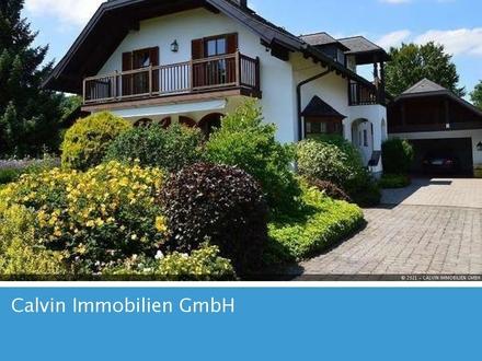 Schmuckes Einfamilienhaus mit großem Garten in Anif!