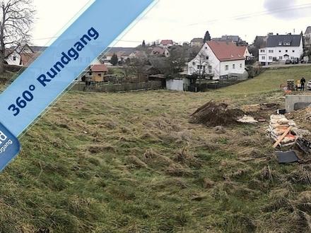 Baugrundstück in Bibertal-Kissendorf - voll erschlossen - Baupläne vorhanden - Baufreigabe erfolgt!
