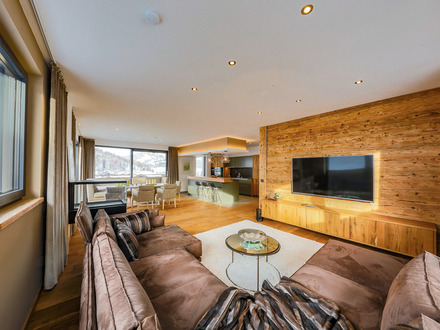 Penthouse der Superlative mit Dach-Sauna