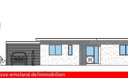 Innovativer Bungalow in Surwold