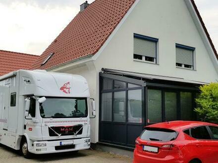 Wohnen u./o. Arbeiten unter einem Dach nahe Bremen
