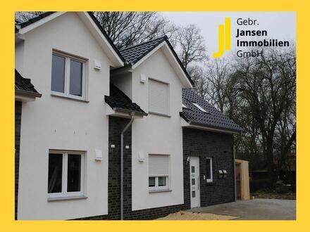 Die letzten 3 von 12! Neubau-Eigentumswohnung im Dachgeschoss im Herzen von Sögel!