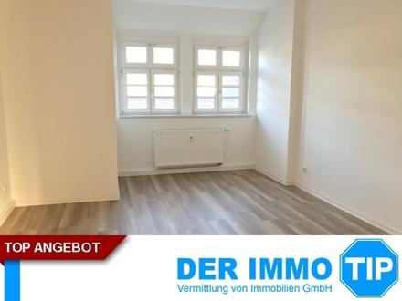 Renovierte 2 Zimmer Dachgeschosswohnung ++ Hilbersdorf